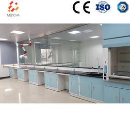 Island Chemical Lab table Lab Bench with Sink from China