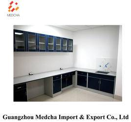 Durable Laboratory Furniture Table Wall Workbench