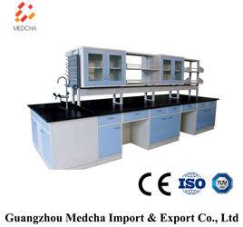 Chinese factory Laboratory Furniture Table Wall Bench