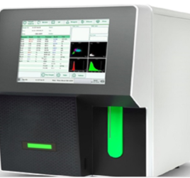 Automatic liquid - based cytometry