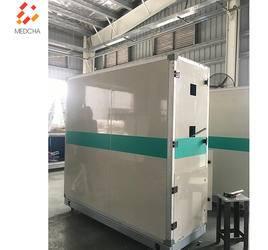 Hospital HVAC AHU unit with modular operation theatre
