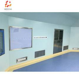 Medical engineering solution modular operation room and operation table