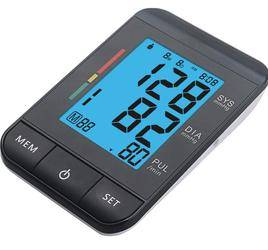 Digital stand blood pressure monitor with voice