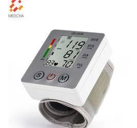 LCD memory electronics blood pressure bp monitor