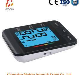 Hopital use high quality arm sphygmomanometer blood pressure monitor
