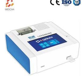 Lab biotechnology diagnostic chemiluminescence immunoassay analyzer