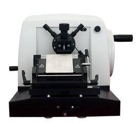 Hospital medical tissue rotary microtome